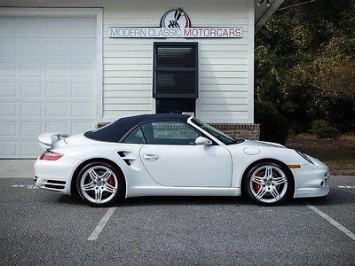 2008 Porsche 911 2008 Porsche Turbo
