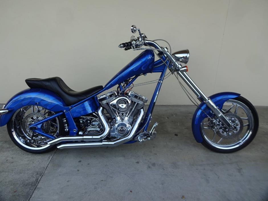 2004 Vengeance WARRIOR CHOPPER SOFTAIL