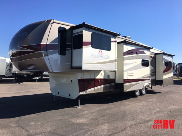 Redwood Rv Redwood 38FL