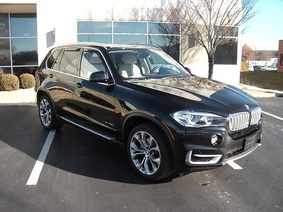 2015 BMW X5 xDrive35d Sport Utility 4-Door 2015 BMW X5 3.5D LOADED $75K MSRP FREE SHIPPING