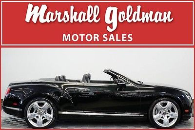 2015 Bentley Continental GT 2015 Bentley GTC Beluga Beluga 6,100 miles Navi Mulliner Spec
