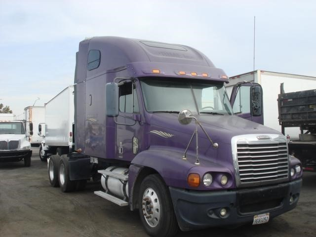 2008 Freightliner Century 120 Car Carrier