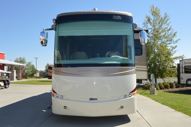 Newmar Mountain Aire 4523