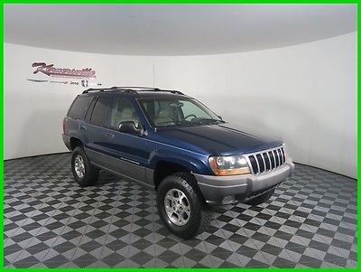 2001 Jeep Grand Cherokee Laredo 4x4 V8 SUV Sunroof Heated Leather Seats 152254 Miles 2001 Jeep Grand Cherokee 4WD SUV Towing Package Keyless Entry