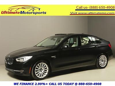2011 BMW 5-Series Base Hatchback 4-Door 2011 BMW 535XI GRAN TURISMO AWD NAV DVD PANO LEATHER HEATSEAT RCAM BLACK