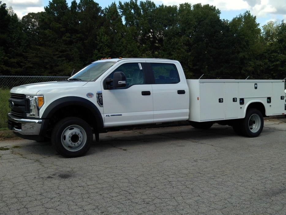 2017 Ford F450 Utility Truck - Service Truck