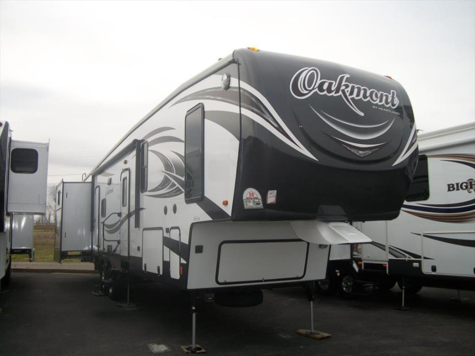 2015 Heartland Rv Oakmont OM 375 QB