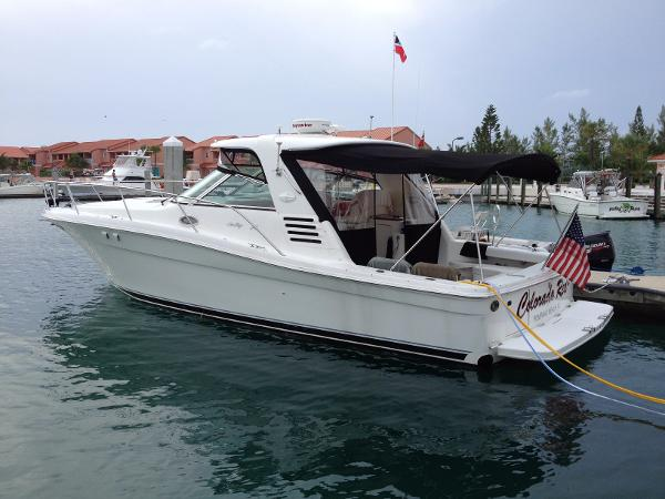 2000 Sea Ray 37 EC