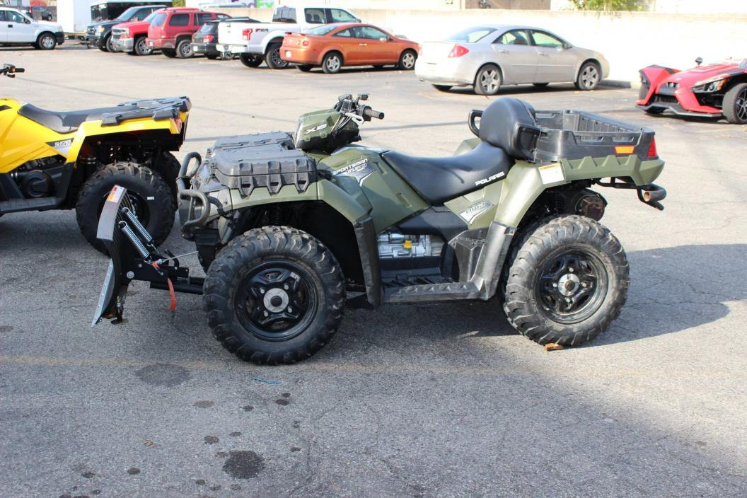 Polaris 550 motorcycles for sale in Michigan