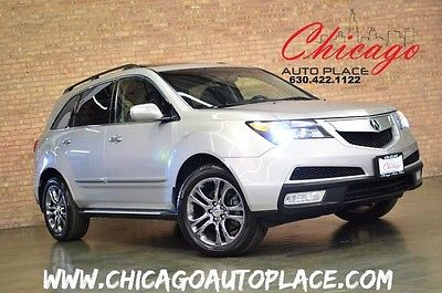 2011 Acura MDX  2011 Acura MDX Tech Pkg W/ 3RD ROW ONE OWNER LOADED CLEAN LOCAL TRADE