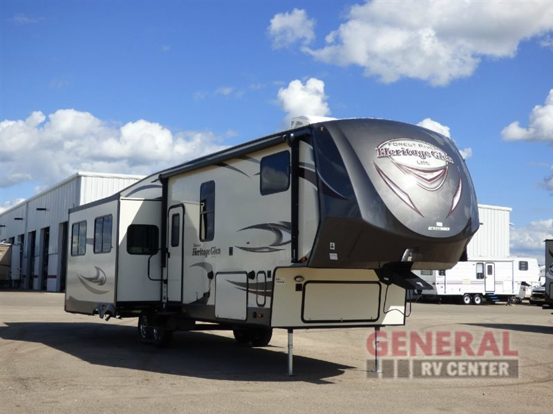 Forest River Rv Wildwood Heritage Glen 346RK