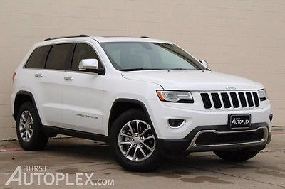 2015 Jeep Grand Cherokee Limited Sport Utility 4-Door 2015 Jeep Limited