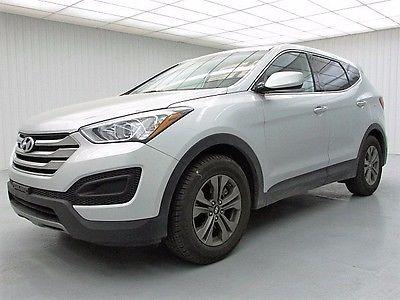 2015 Hyundai Santa Fe -- 2015 Hyundai Santa Fe Sport  46059 Miles Sparkling Silver 4D Sport Utility 2.4L