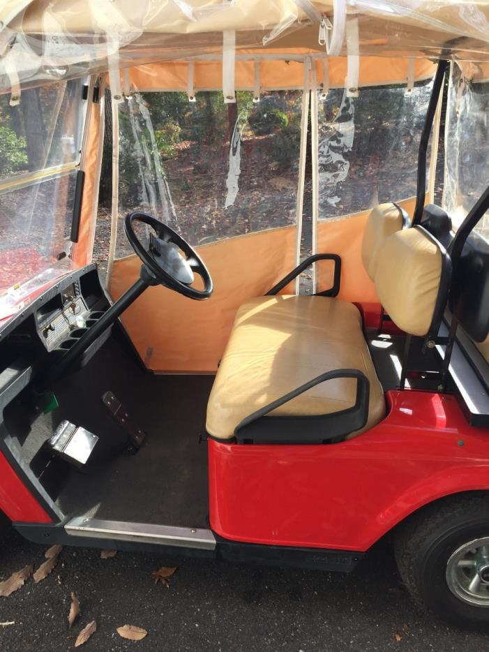 2001 E-Z-Go GOLF CART