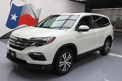 2016 Honda Passport 2016 HONDA PILOT EX-L 8-PASS SUNROOF NAV REAR CAM 3K MI #043006 Texas Direct