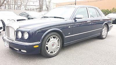 2006 Bentley Arnage Windsor Blue,Flying B Mascot 2006 BENTLEY ARNAGE