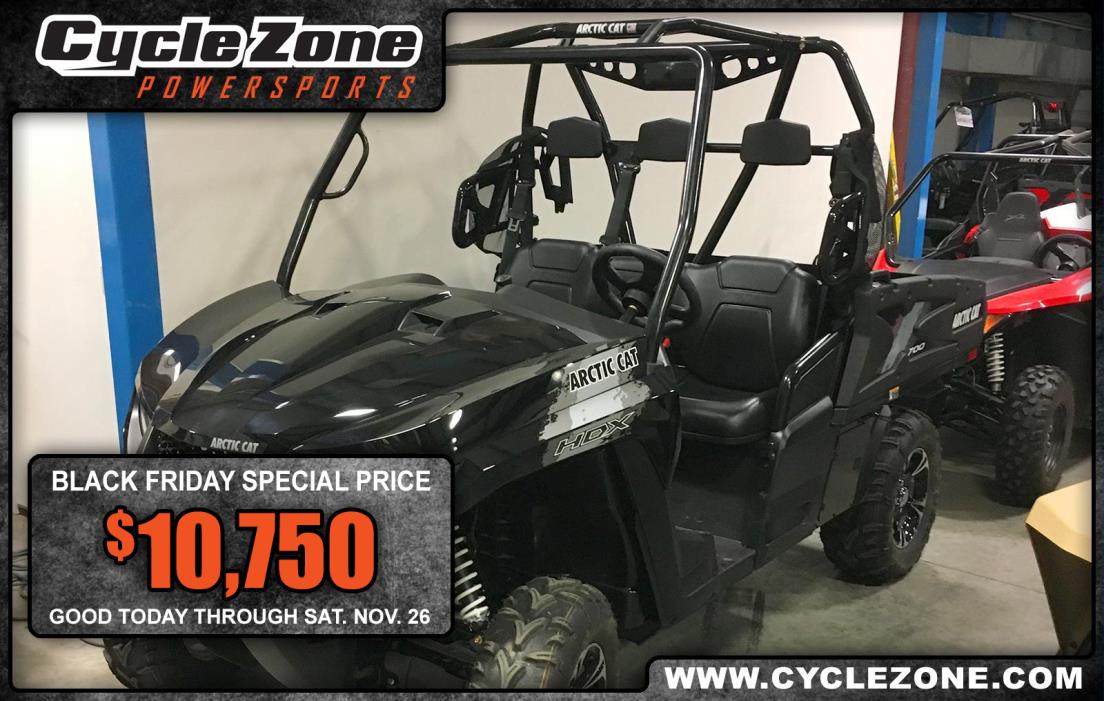 Arctic Cat Prowler Hdx 700 Xt Motorcycles For Sale