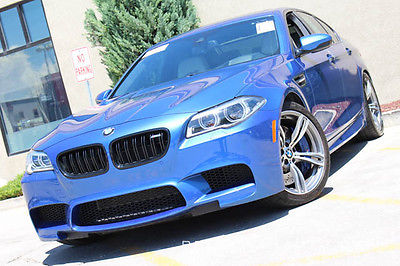 2014 BMW M5 Executive 2014 BMW M5 Base Sedan 4-Door 4.4L Executive package W/ Harman Kardon