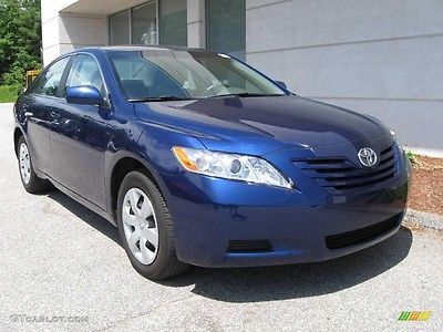 2007 Toyota Camry  Toyota 2007 Camry LE, 4 Cyl, Low Mileage 41K, Origenal Owner