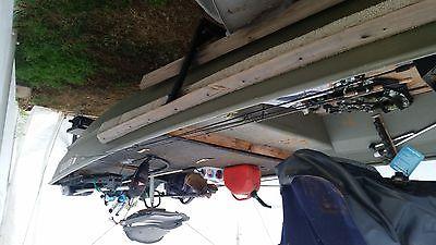 Lowe 16 foot Jon boat