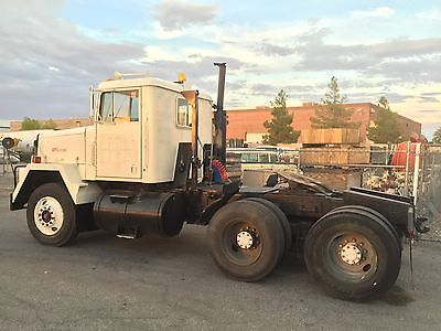 1980 Other Makes M915-A1 Semi Tractor 1980 AM GENERAL M915-A1
