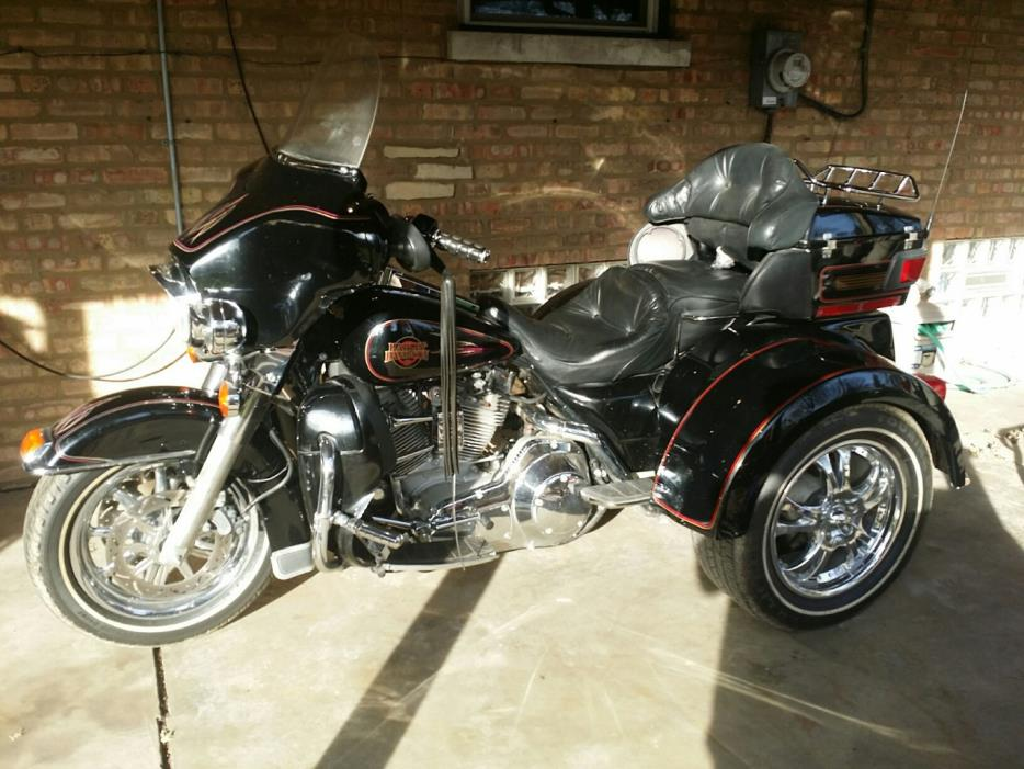 2000 Harley-Davidson TRI GLIDE ULTRA CLASSIC