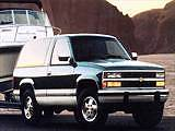 1994 Chevrolet Blazer S10 1994 Chevrolet Blazer - Dundalk, Maryland (PHOTOS FORTHCOMING)