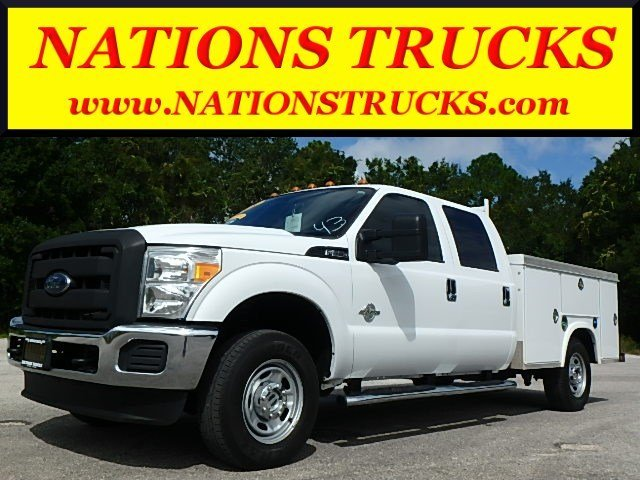 2014 Ford F250 Mechanics Truck