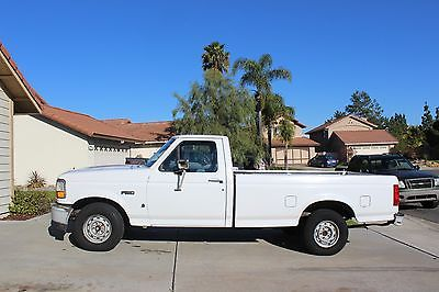 1996 Ford F-150  1996 Ford F-150