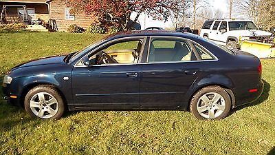 2006 Audi A4 Base 2006 Audi A4 2.0 clean car very nice shape must read