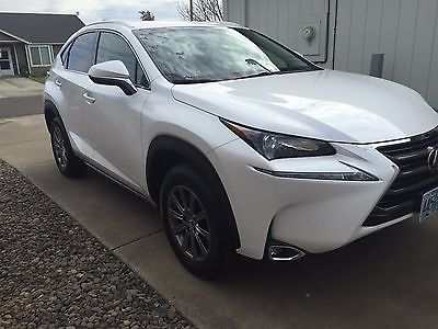 2015 Lexus NX Tan Leather 2015 Lexus NX 200T