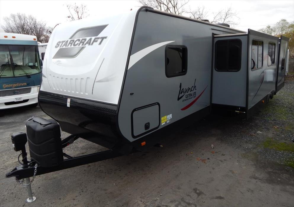 2016 Starcraft Launch Ultra Lite 31BHT Two Bedroom Trip