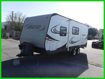 2014 Forest River EVO T2160 24'8