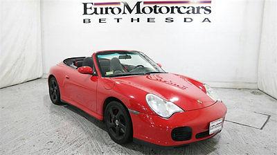 2005 Porsche 911 2dr Cabriolet Carrera 4S porsche carrera 911 9 11 4s 4 s awd 04 05 06 07 08 cab convertible red best deal