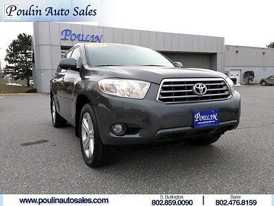 2010 Toyota Highlander Limited 2010 Toyota Highlander Limited
