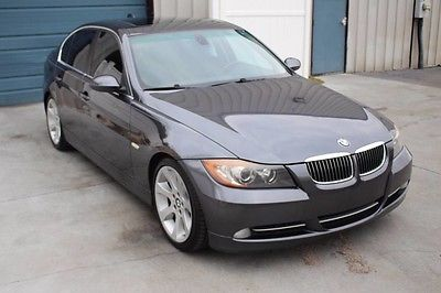 2008 BMW 3-Series Base Sedan 4-Door 2008 BMW 3 Series 335i Sunroof Leather Alloy Sdn 08 E90 335 328i Knoxville TN