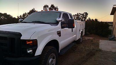 2009 Ford F-350 XL 2009 F350 utility truck 4x4