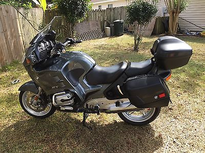 2004 BMW R-Series  2004 BMW R1150rt