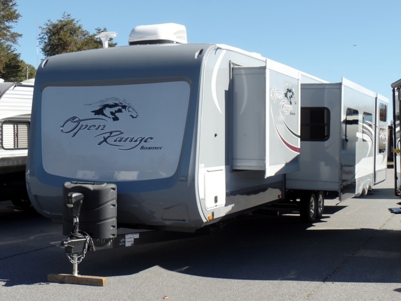 2016 Open Range Rv Roamer Travel Trailer RT310BHS