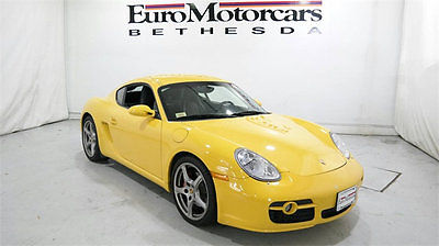 2008 Porsche Cayman S porsche cayman s sport 06 07 08 09 6sp 6 speed manual navigation best deal used