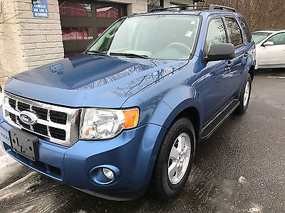2009 Ford Escape XLT 4dr SUV V6 2009 Ford Escape XLT 4dr SUV V6 Automatic 6-Speed FWD V6 3.0L Gasoline