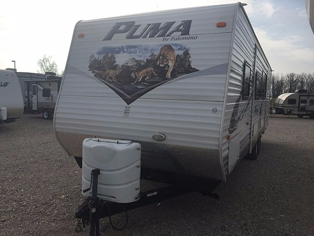2011 Palomino Puma 30FQSS