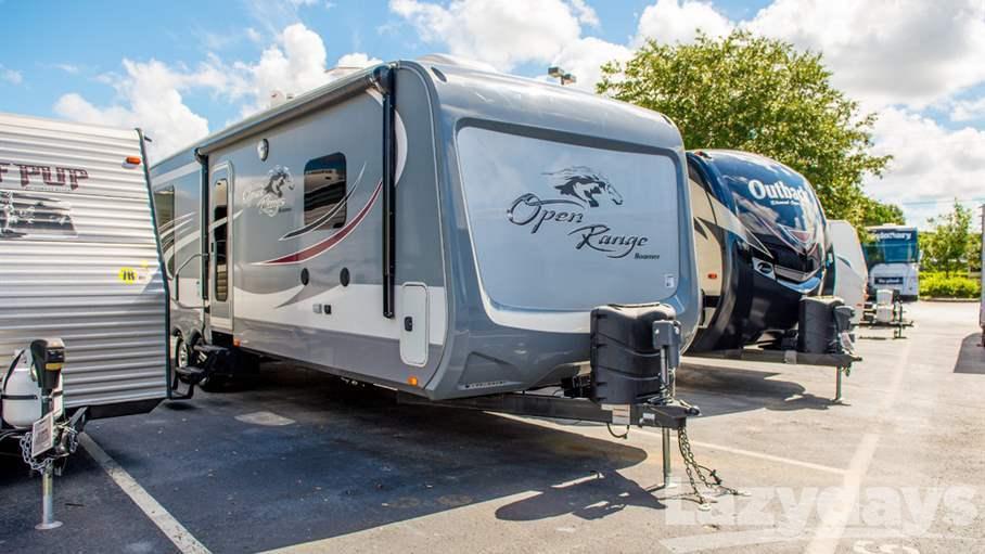 Open Range Roamer RT316RLS