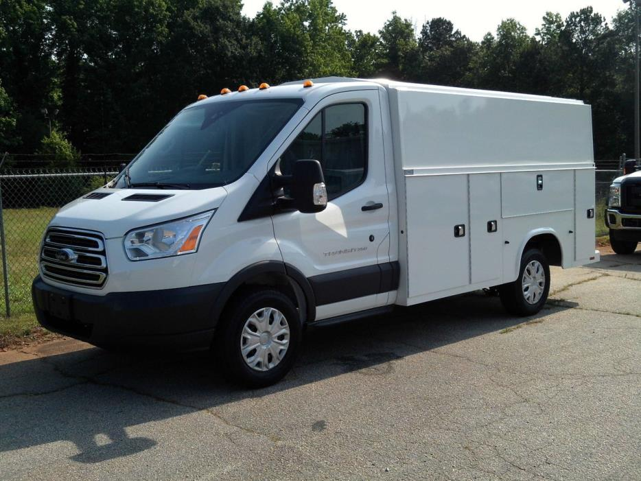 2016 Ford Transit Utility Truck - Service Truck