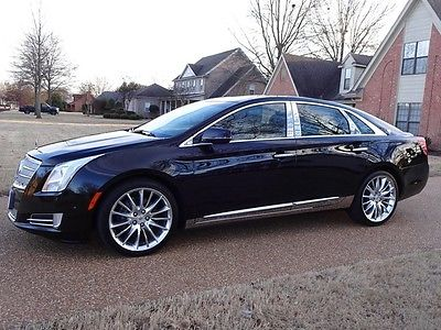 2015 Cadillac XTS Platinum ARKANSAS 1OWNER, NONSMOKER, PLATINUM, NAV, SUNROOF, REAR CAM, PERFECT CARFAX!