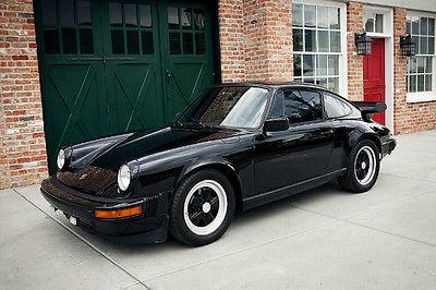 1977 Porsche 911 1977 Porsche 911 Two-Door Coupe 2.7L BOSCH FI 5-Speed Manual