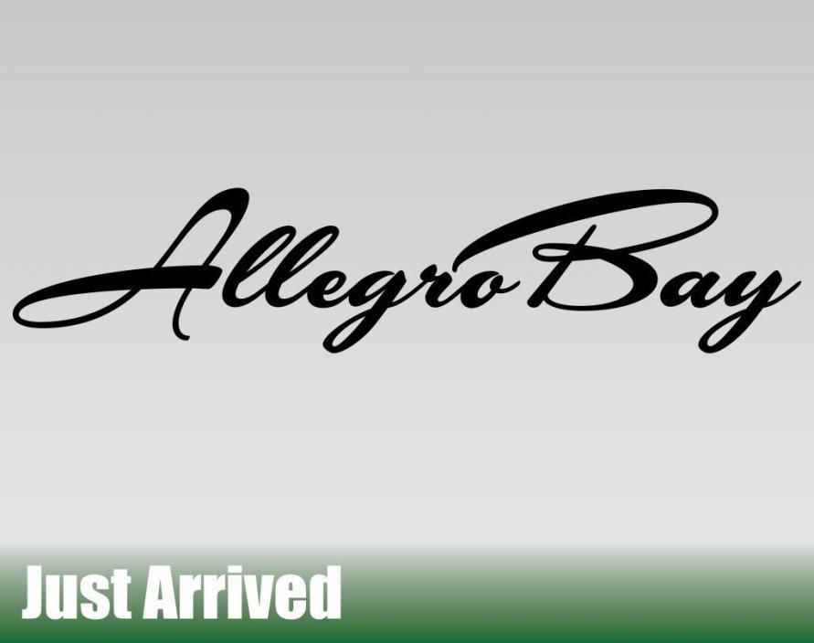 2007 Tiffin Allegro Bay 35TSB