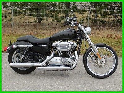 Sportster XL1200C   1200 Custom 2008 Harley-Davidson Sportster XL1200C   1200 Custom 443053 Used