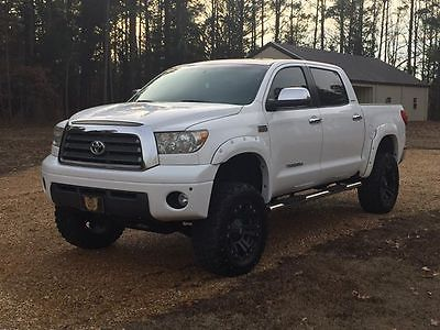 2008 Toyota Tundra Limited 2008 Toyota Tundra Limited Crewmax - Lifted