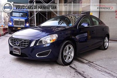 2013 Volvo S60 T5 AWD Certified Pre-Owned CPO Warranty 9/30/20-100k Keyless Blind Spot Power Heated Sunroof Retractable Mirror